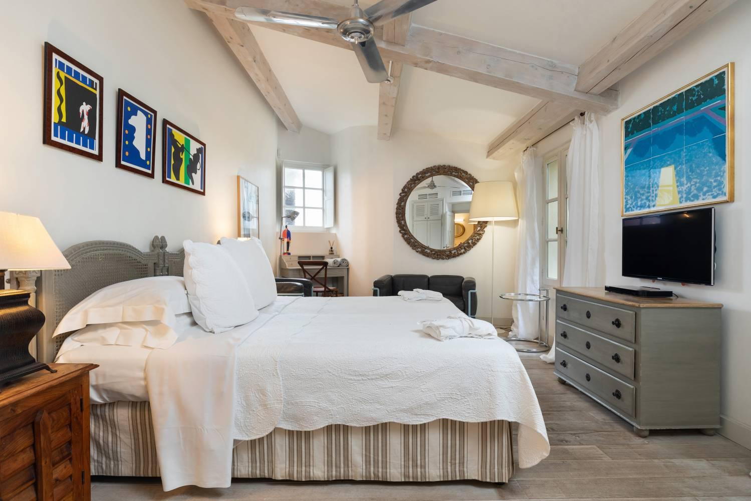 St Tropez Hotel Chambre
